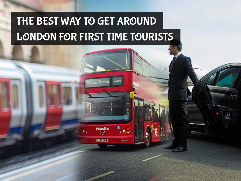 The Best Way to Get Around London for First Time Tourists