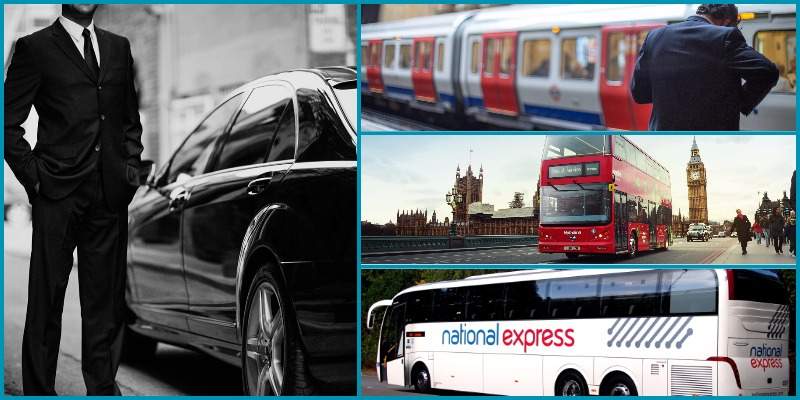 Various Transportation Options to Get in and out of Heathrow Airport